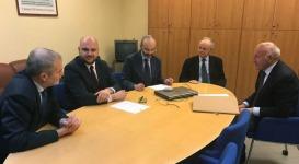 Ricostruzione post-sisma: Associazione Nazionale Magistrati, Croce Rossa Italiana e Comune di Muccia firmano intesa per la nascita di un centro polifunzionale giovanile