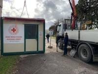 Amelia, nuova sede negli impianti sportivi in località Paticchi per la postazione tamponi rinofaringei in modalità drive through